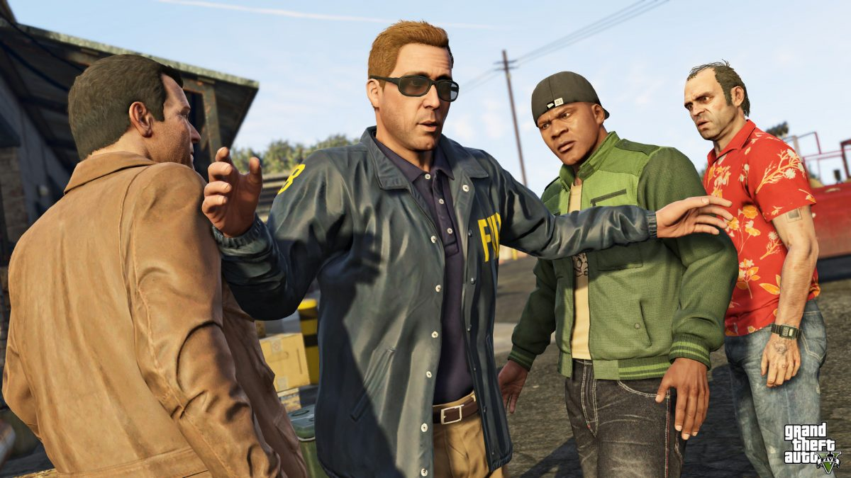 GTA V is now the most profitable commercial entertainment product of all time
