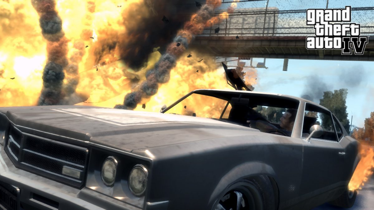 GTA 4 turns 10 years old, lets look back at the memories