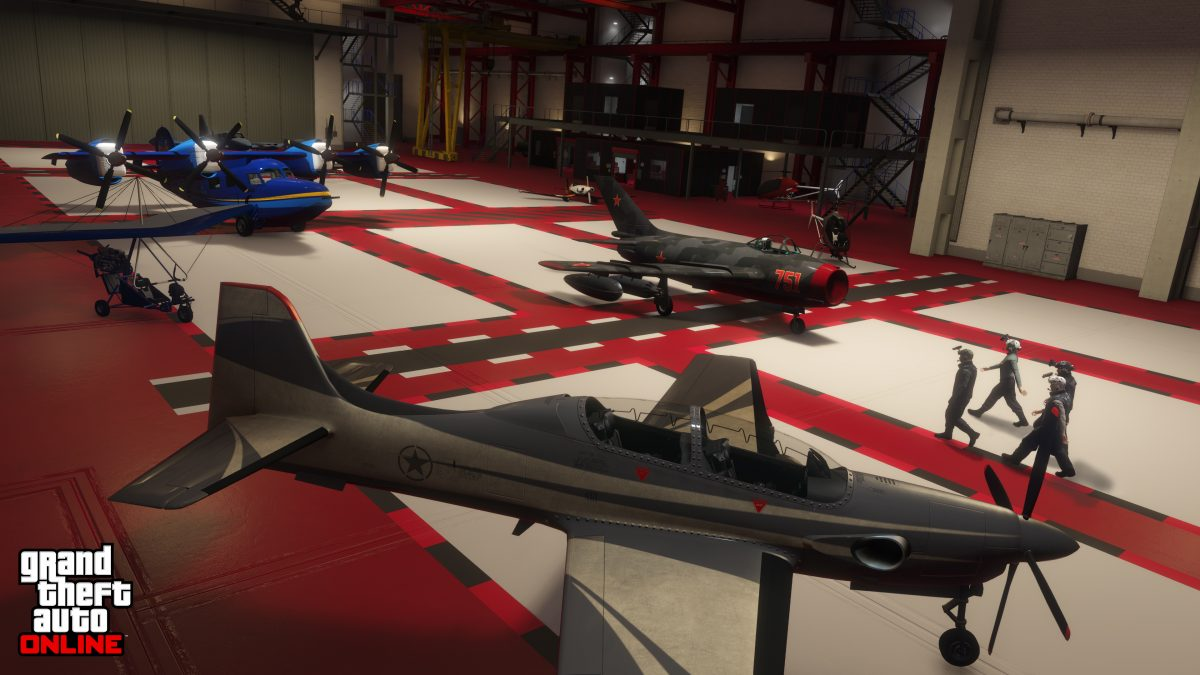 GTA Online: Smugglers Run event week