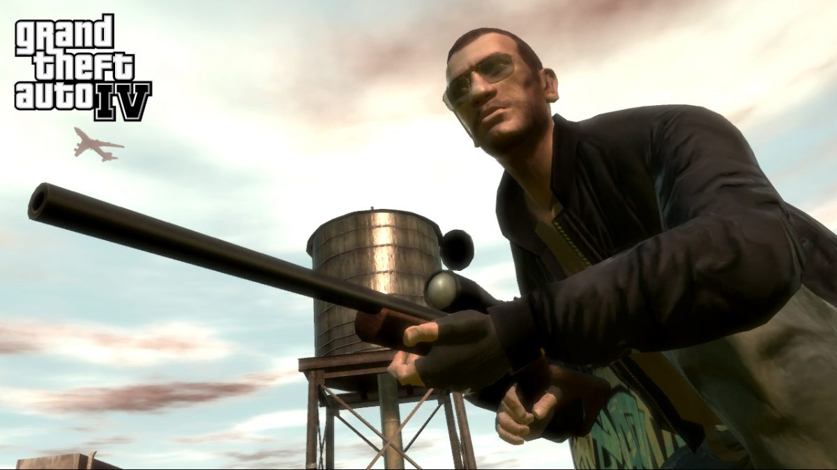 Grand Theft Auto IV: Update to remove music is now live