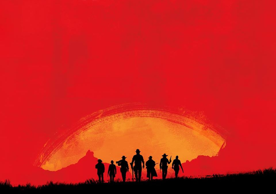 Check out the Official Red Dead Redemption 2 box art