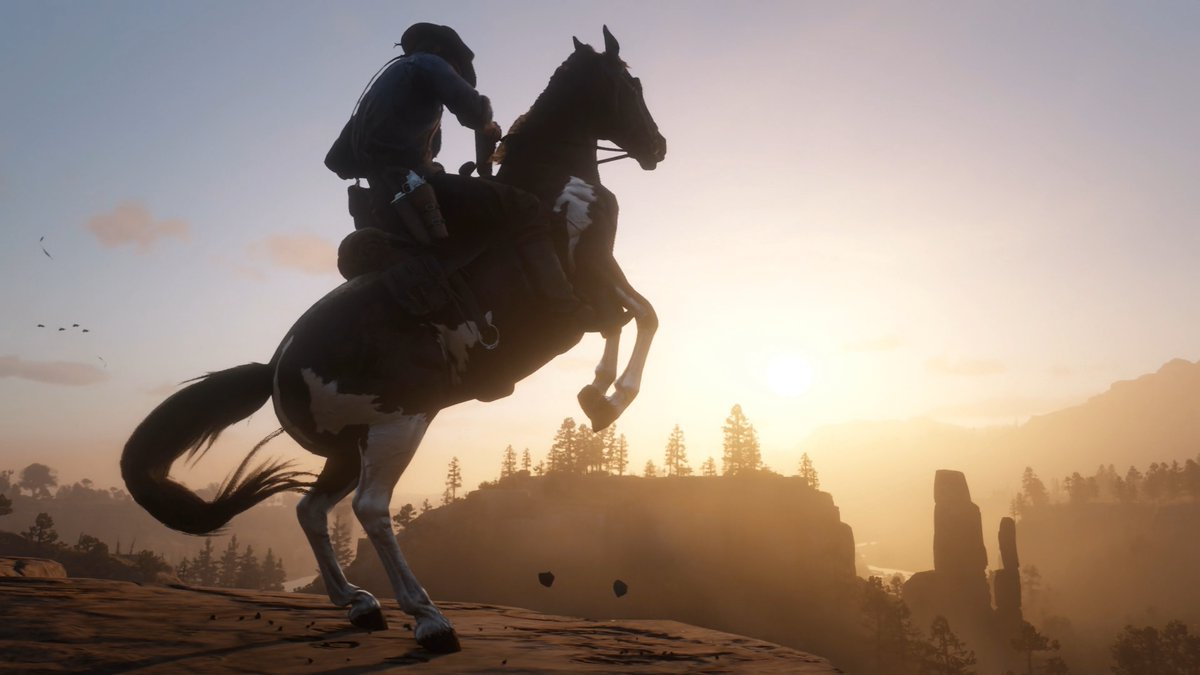 Red Dead Redemption 2's Third Trailer Has Released