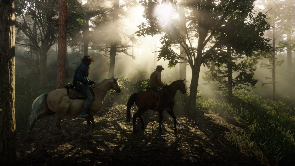 Red Dead Redemption 2 Is Rockstar's Most Ambitious, Organic Open-World Yet