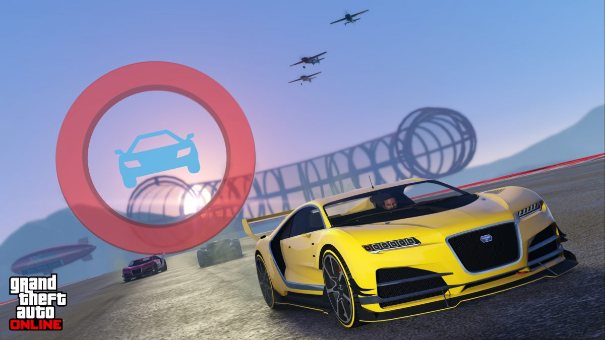 New Transform races and Creator update available in GTA Online