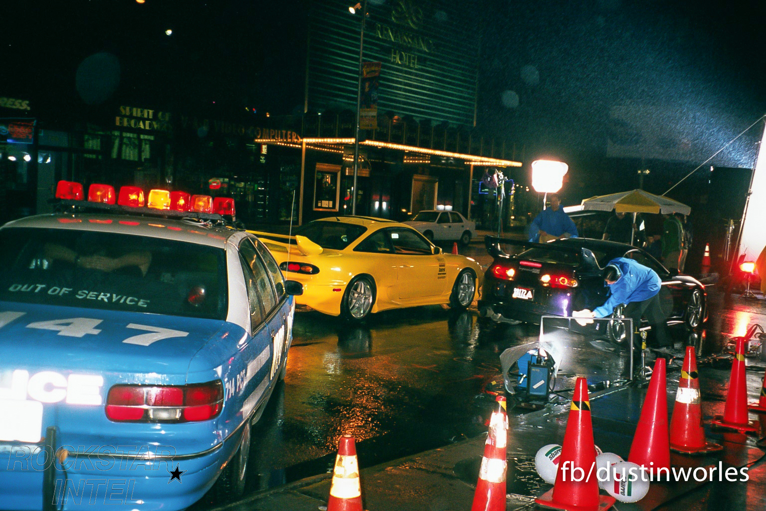 Who Owns Mazda >> Midnight Club: When Rockstar Shut down Times Square in NYC ...