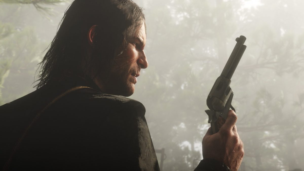 Red Dead Redemption 2 – Gameplay Tomorrow