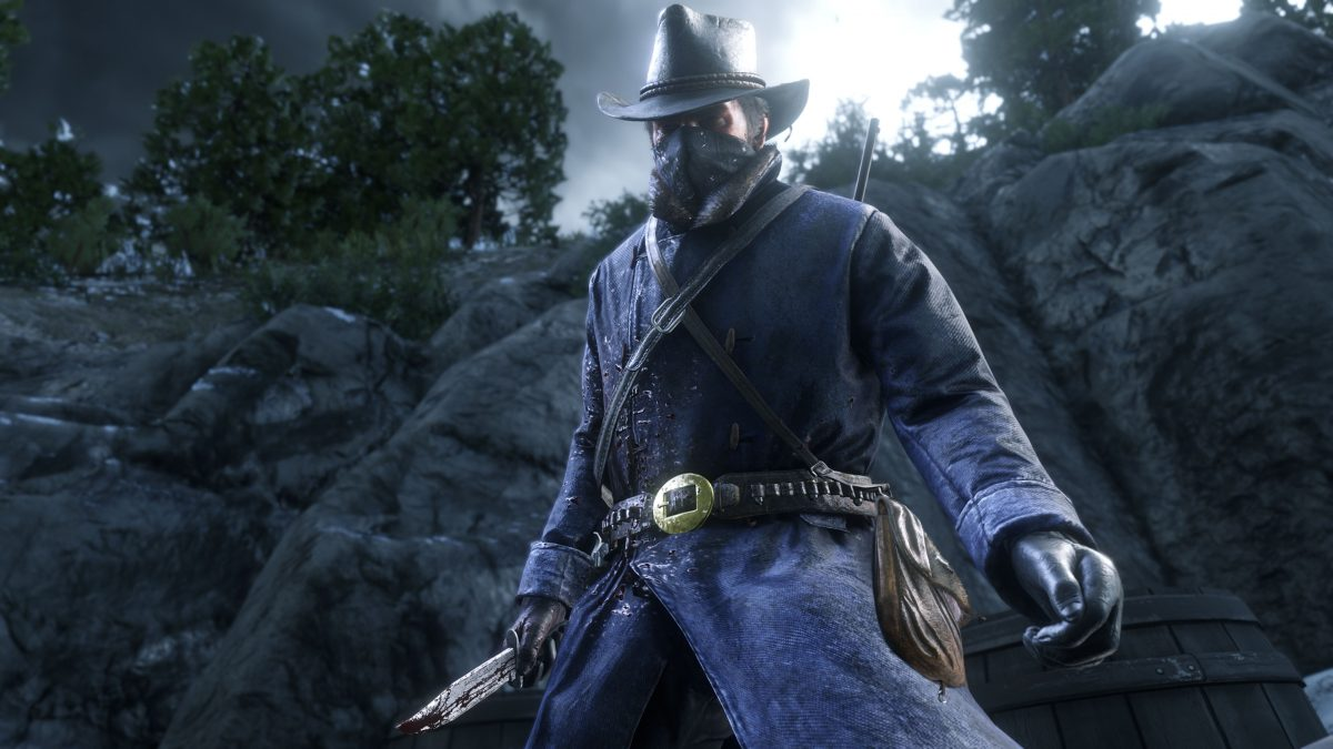Official PlayStation Magazine Covers Red Dead Redemption 2 Next Month