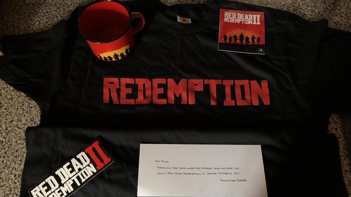New Red Dead Redemption 2 Merch revealed by fansite