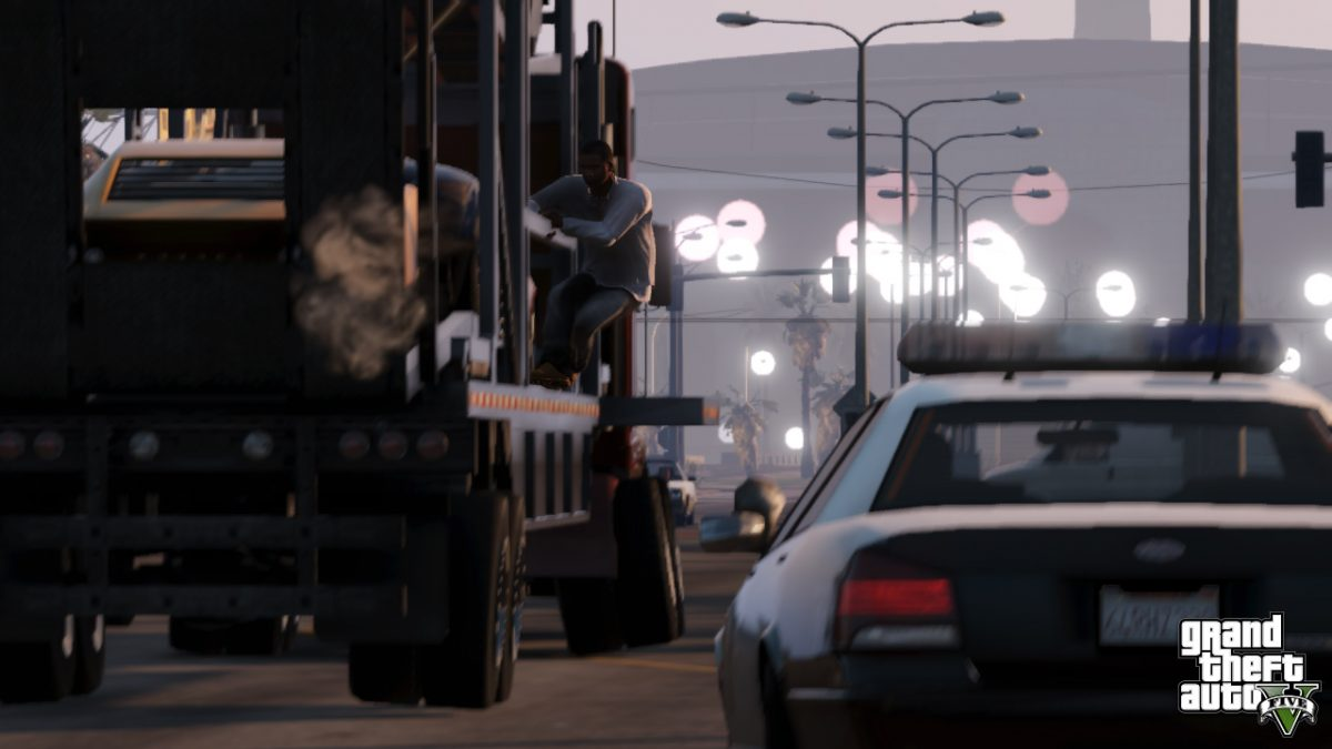 PlayStation: Grand Theft Auto V Was The #1 Selling Game in August
