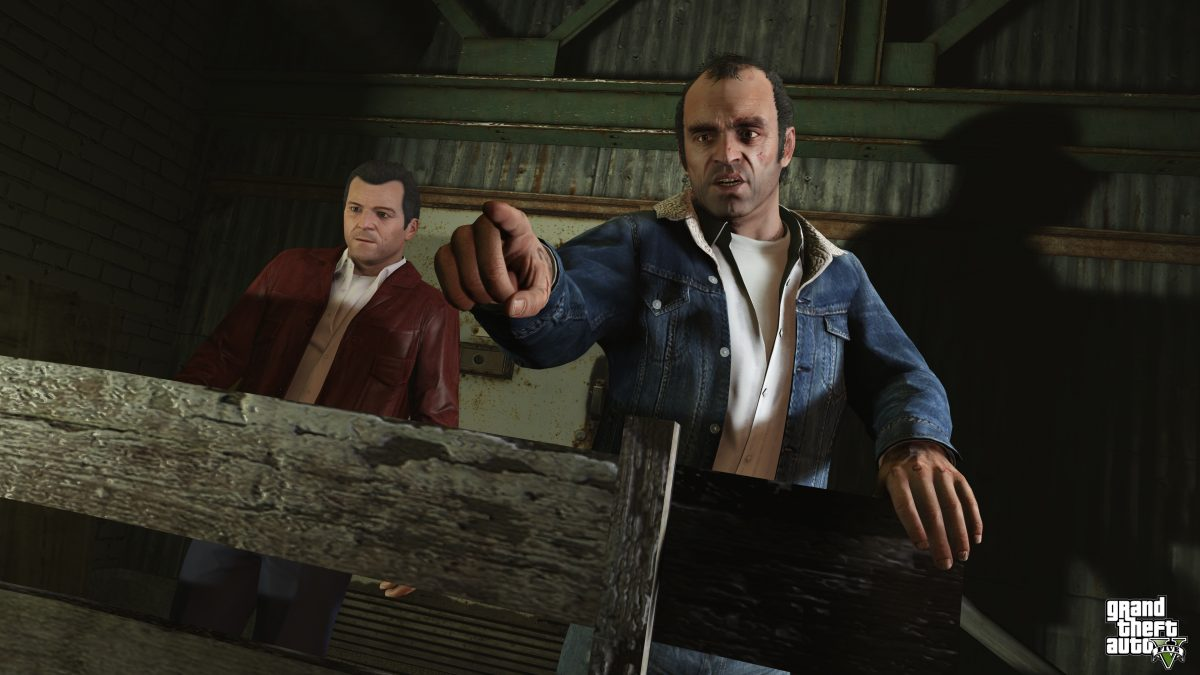 Grand Theft Auto V: 5 Years On