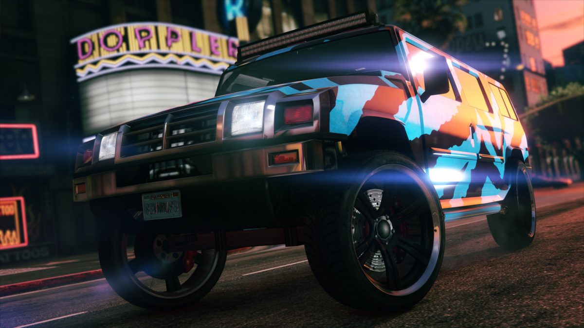 GTA Online Event, New Vehicles, Discounts and More