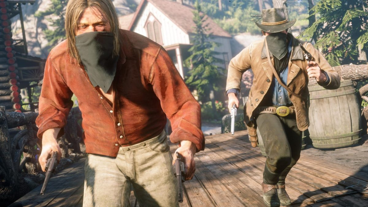 New Location Info and Screenshots from Red Dead Redemption 2