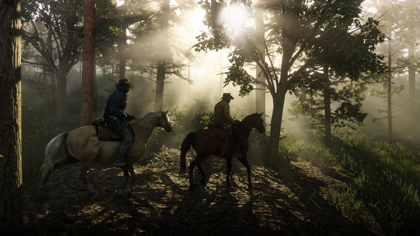 Gamestop employees – Red Dead Redemption 2 Demo put me to