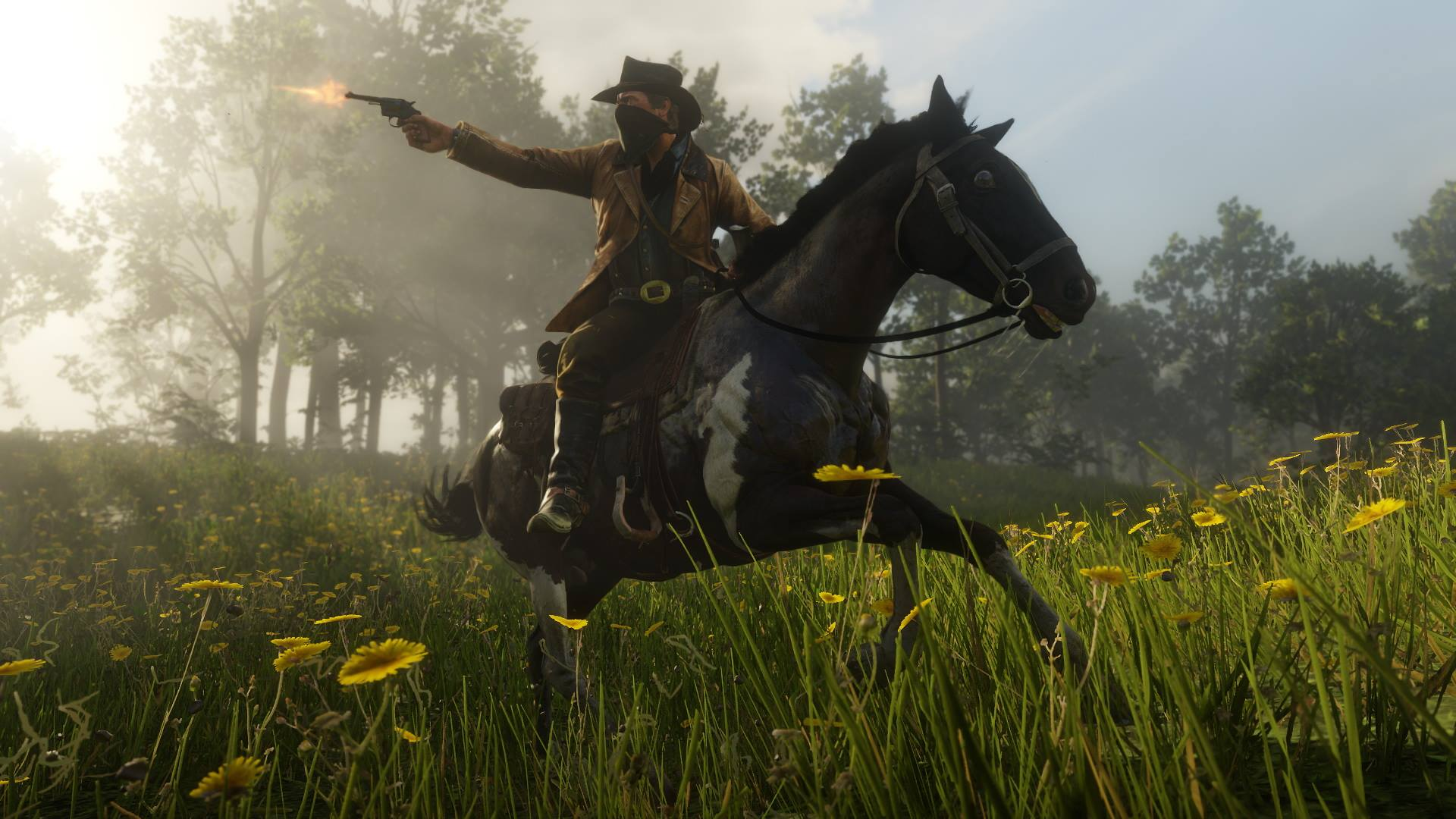 Red Dead Redemption 2 Companion App Files Hint at PC Version