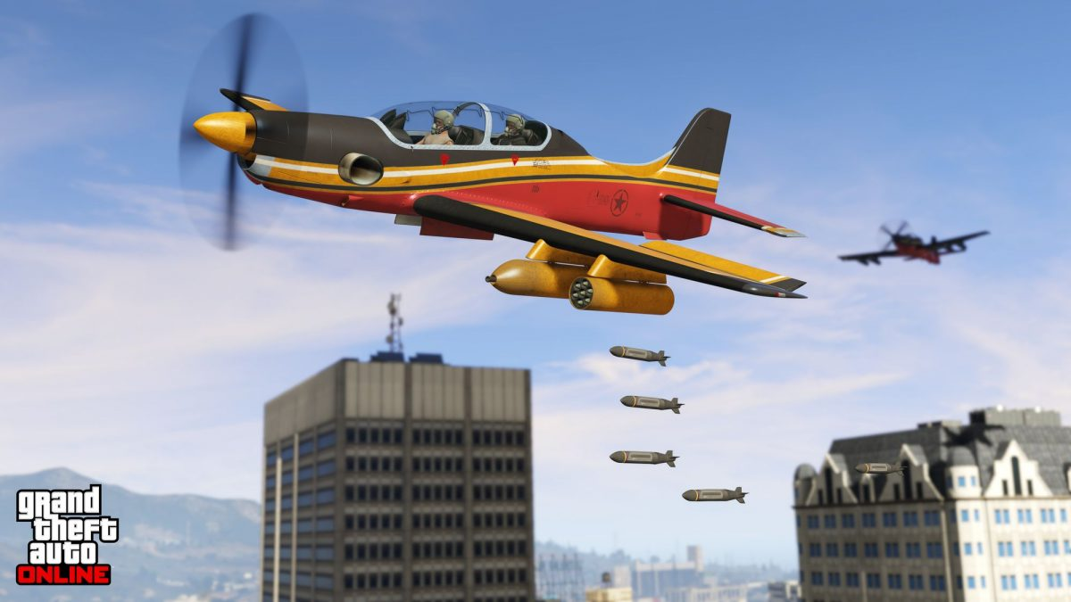 GTA Online: Double GTA$ and RP on Smugglers Run sell Missions, new discounts and more