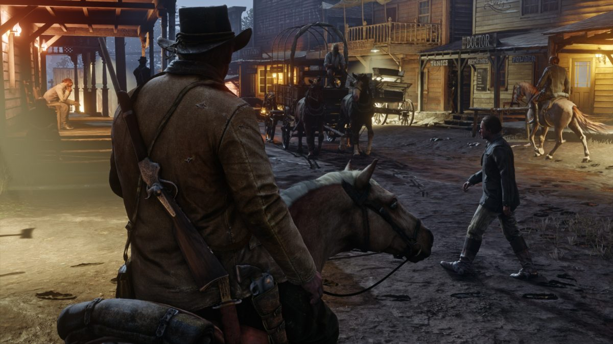 Red Dead Redemption 2 achieves single biggest opening weekend in entertainment history