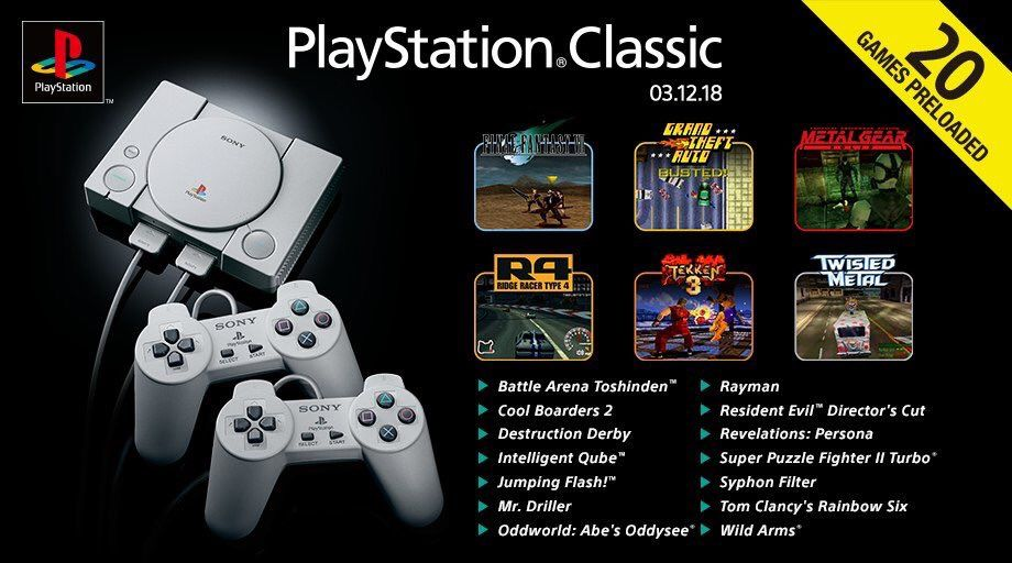 Grand Theft Auto to be included with the PlayStation Mini