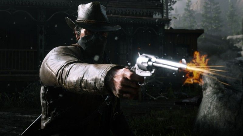 Social Analytics Firm Shows Red Dead Redemption 2's Dominance