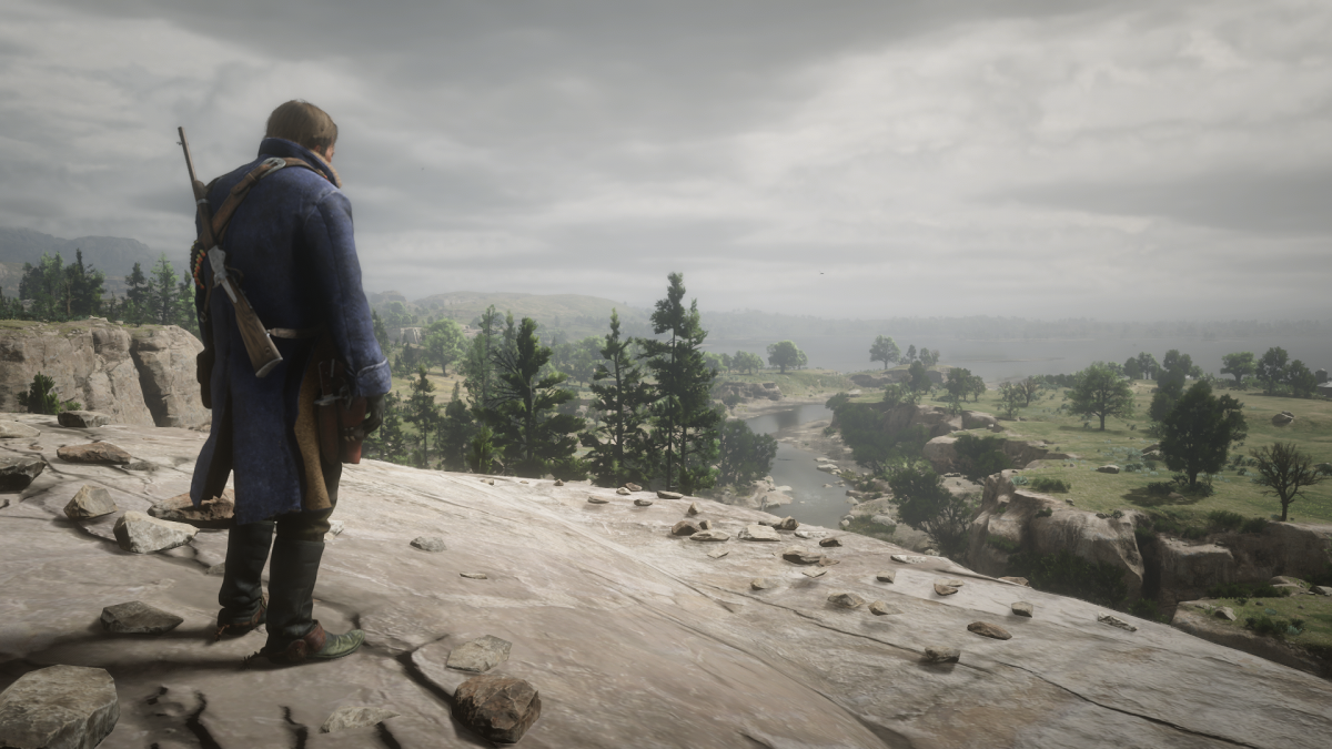 Red Dead Redemption 2: Non-Spoiler Review