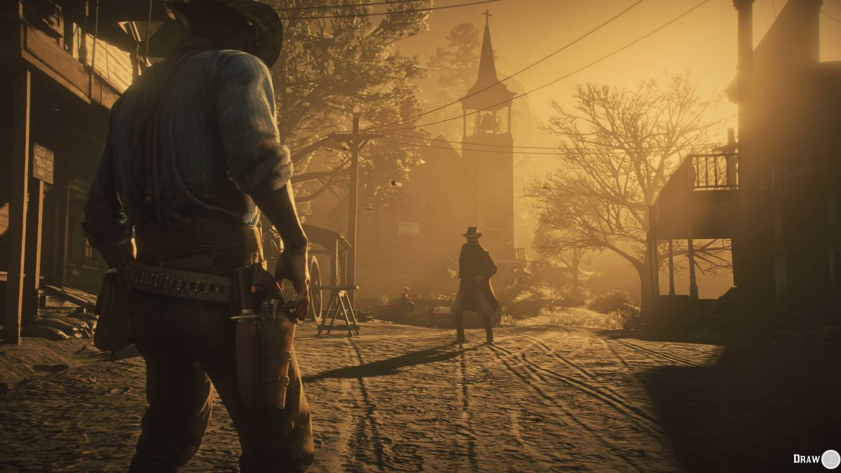 Red Dead Redemption 2's Second Gameplay Video Is Out Now