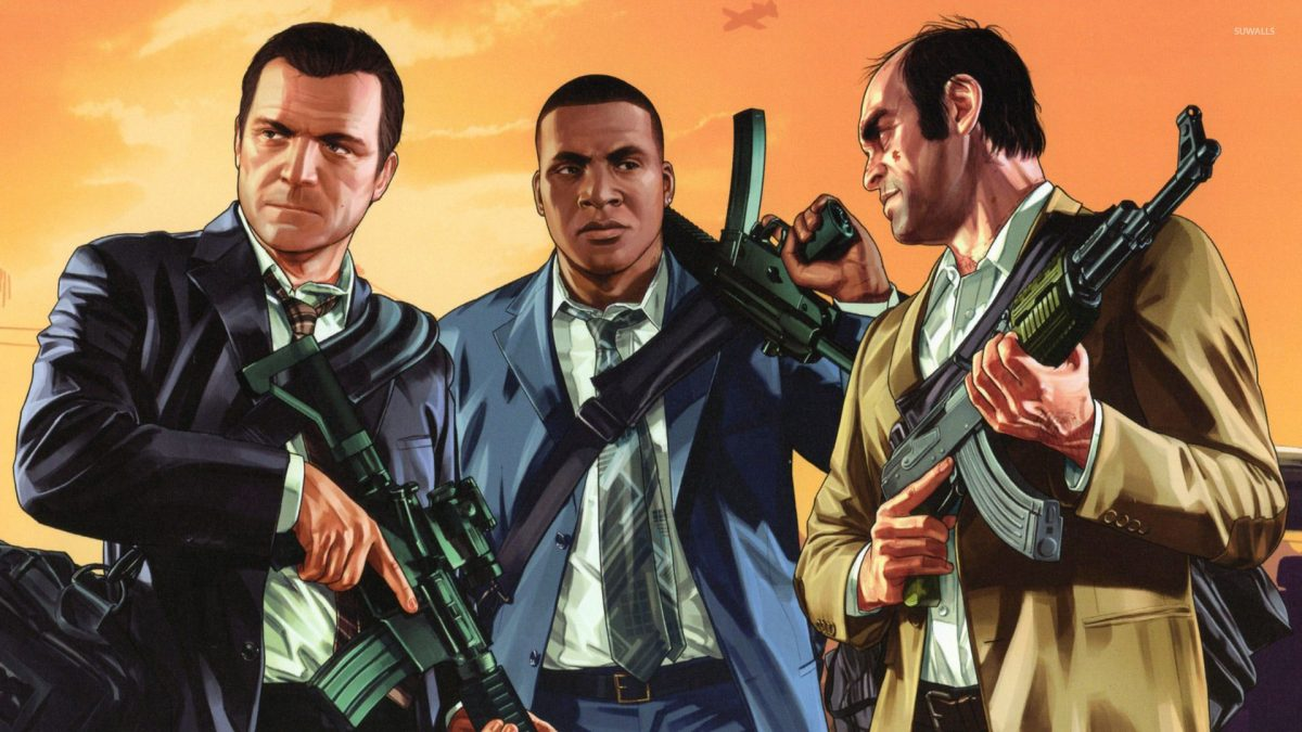 Grand Theft Auto V Is Getting a Documentary on Its Development
