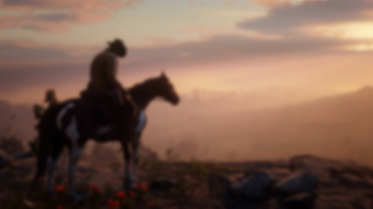 Rockstar Games Working to Fix Red Dead Redemption 2 PS4 Pro HDR Blur Issues