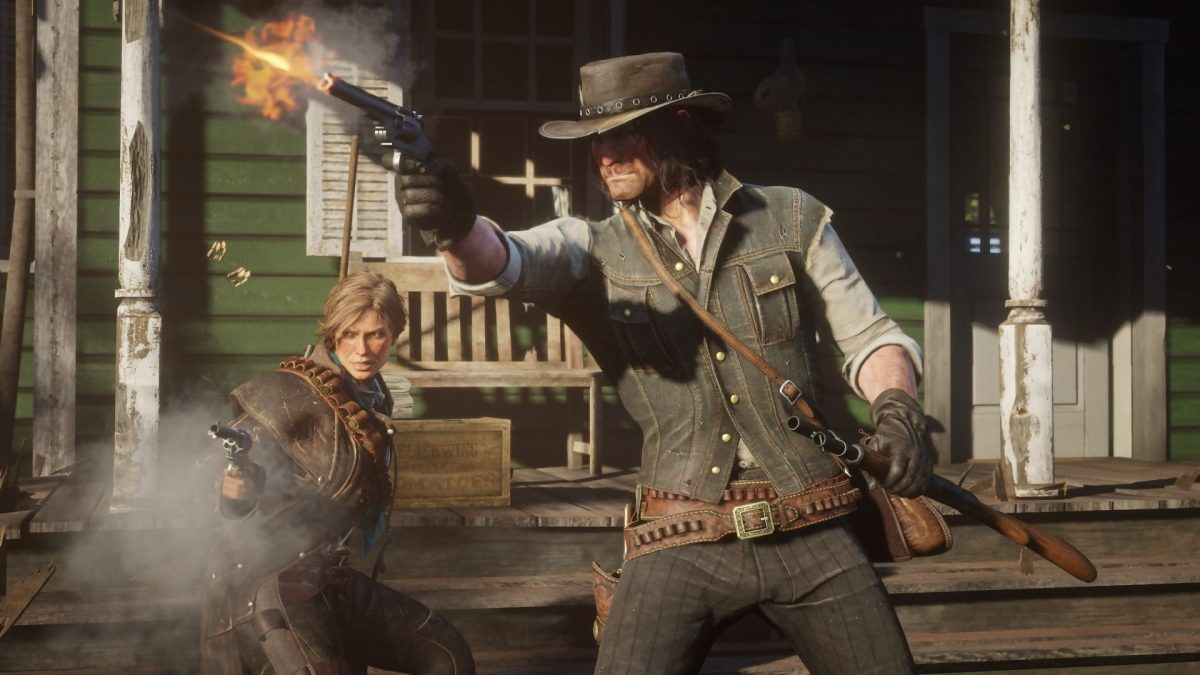 Red Dead Redemption 2 – Full cheat codes