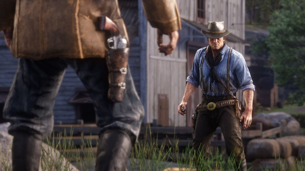 You'll Be Able to Race, Duel and Much More in Red Dead Online