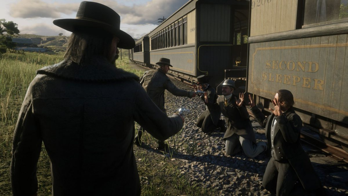 Red Dead Redemption 2: All Treasure Locations