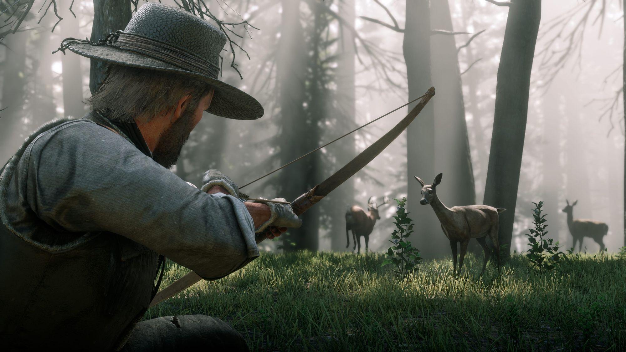 Red Dead Redemption 2: All Legendary Animal Locations - RockstarINTEL