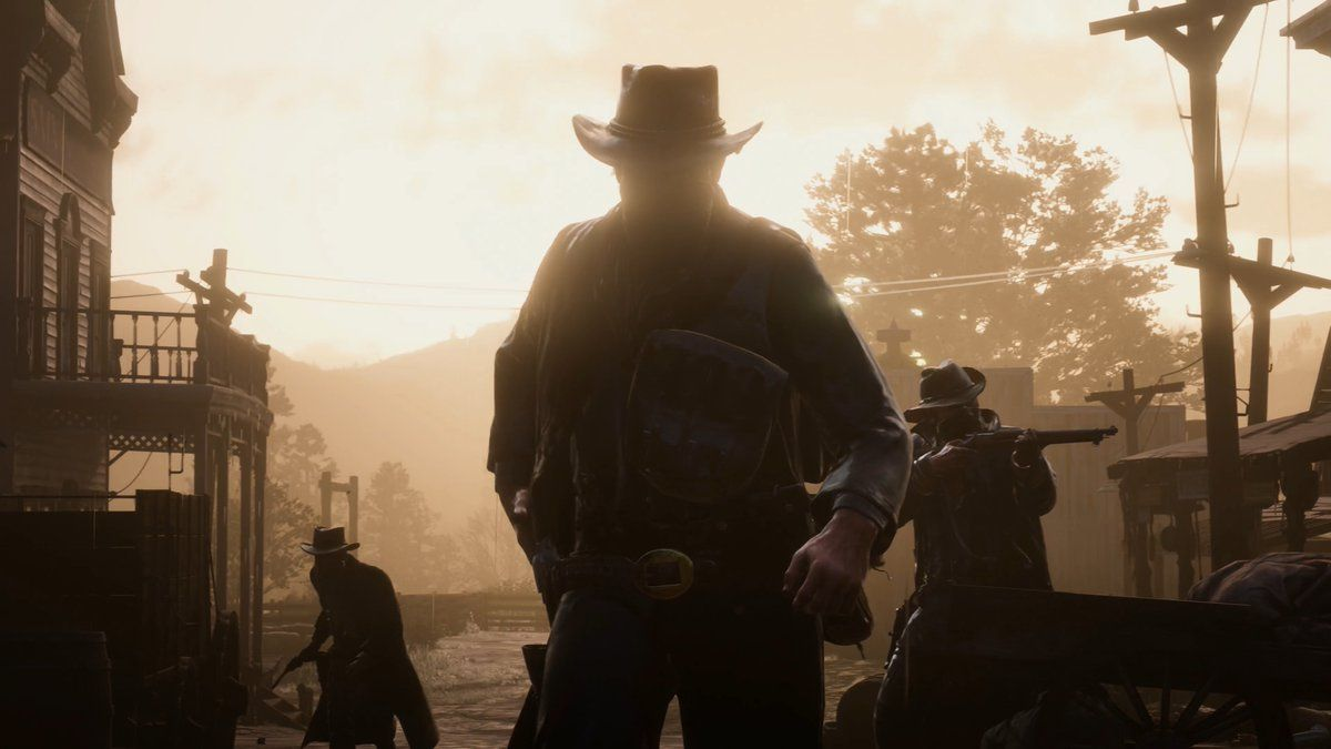 Red Dead Online Beta Release Date Revealed