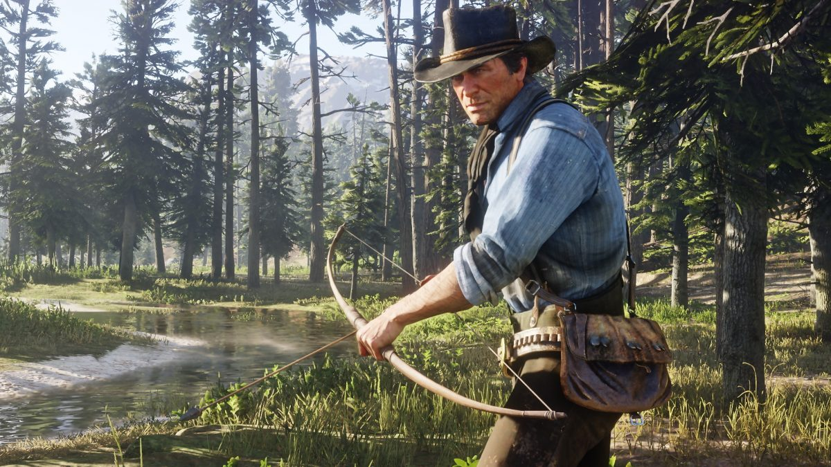 UK Sales Chart – Red Dead Redemption 2 continues to dominate, Grand Theft Auto V places number 15