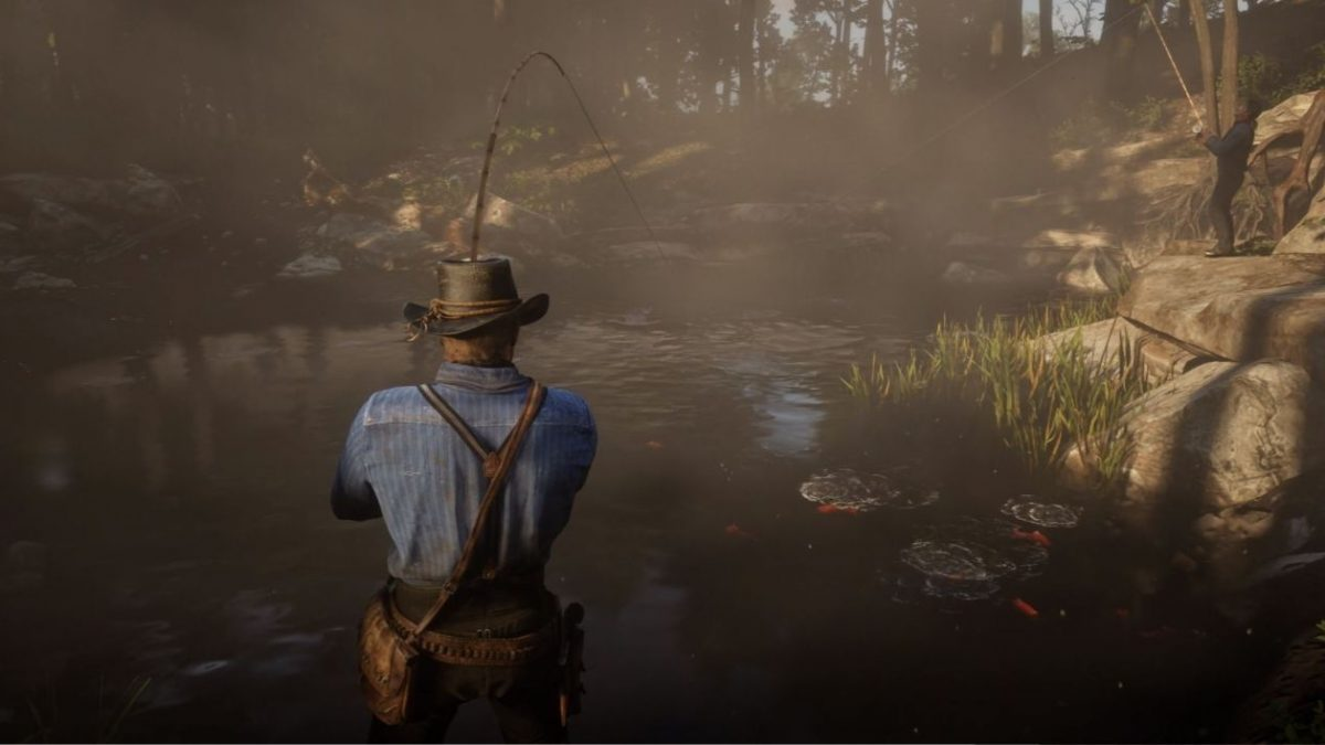 Red Dead Redemption 2: All Legendary Fish Locations