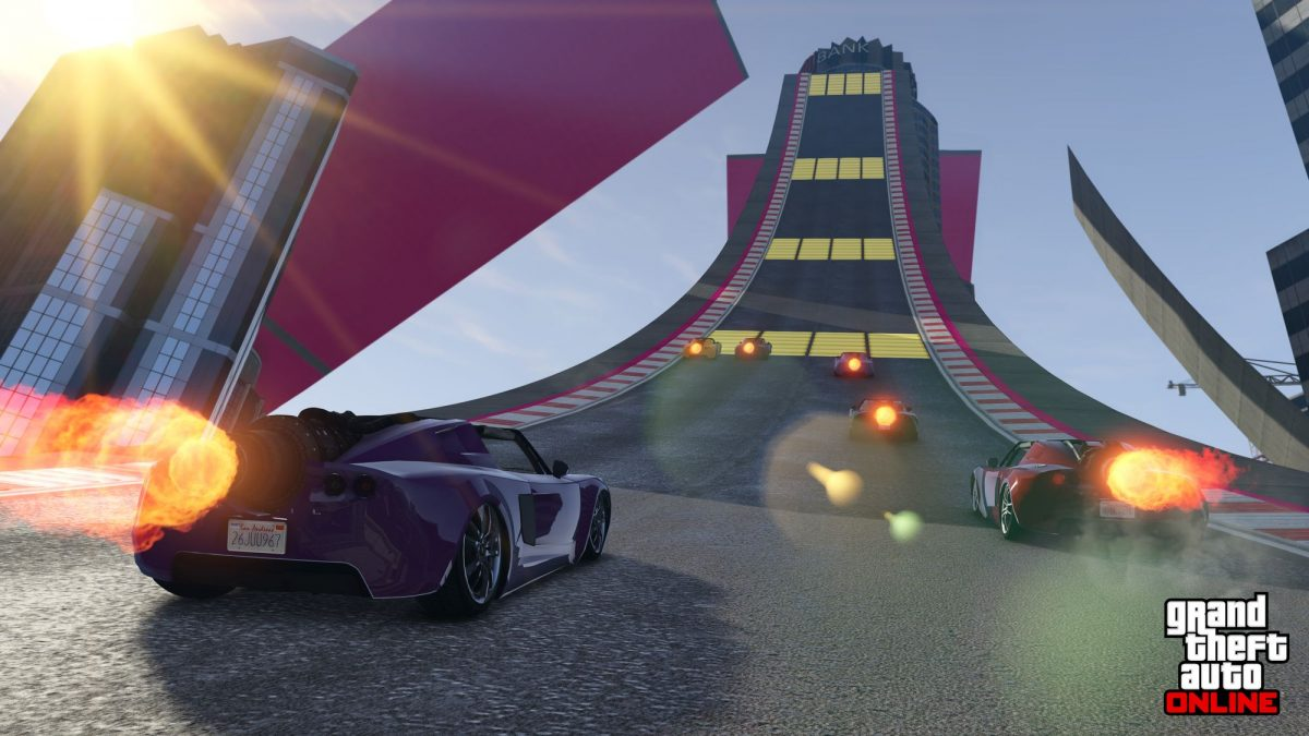 GTA Online Event week – Double money on Motor Wars