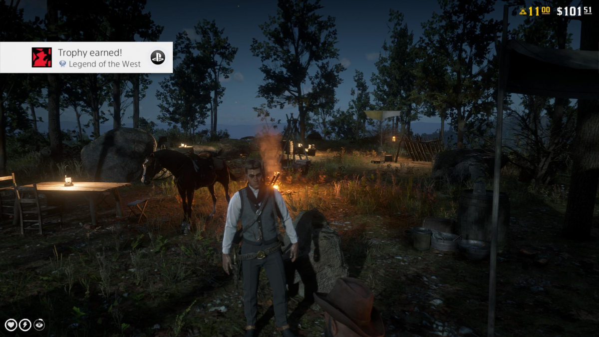 First Player to Get the Red Dead Redemption 2 Platinum Trophy Revealed