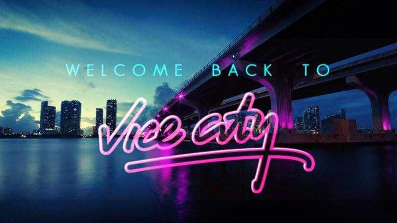 The Vice City 80's party is coming back to Manchester