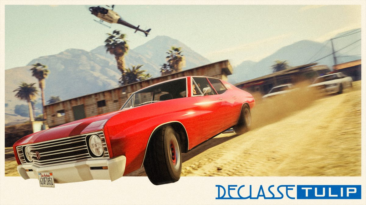 GTA Online: The Declasse Tulip is now available