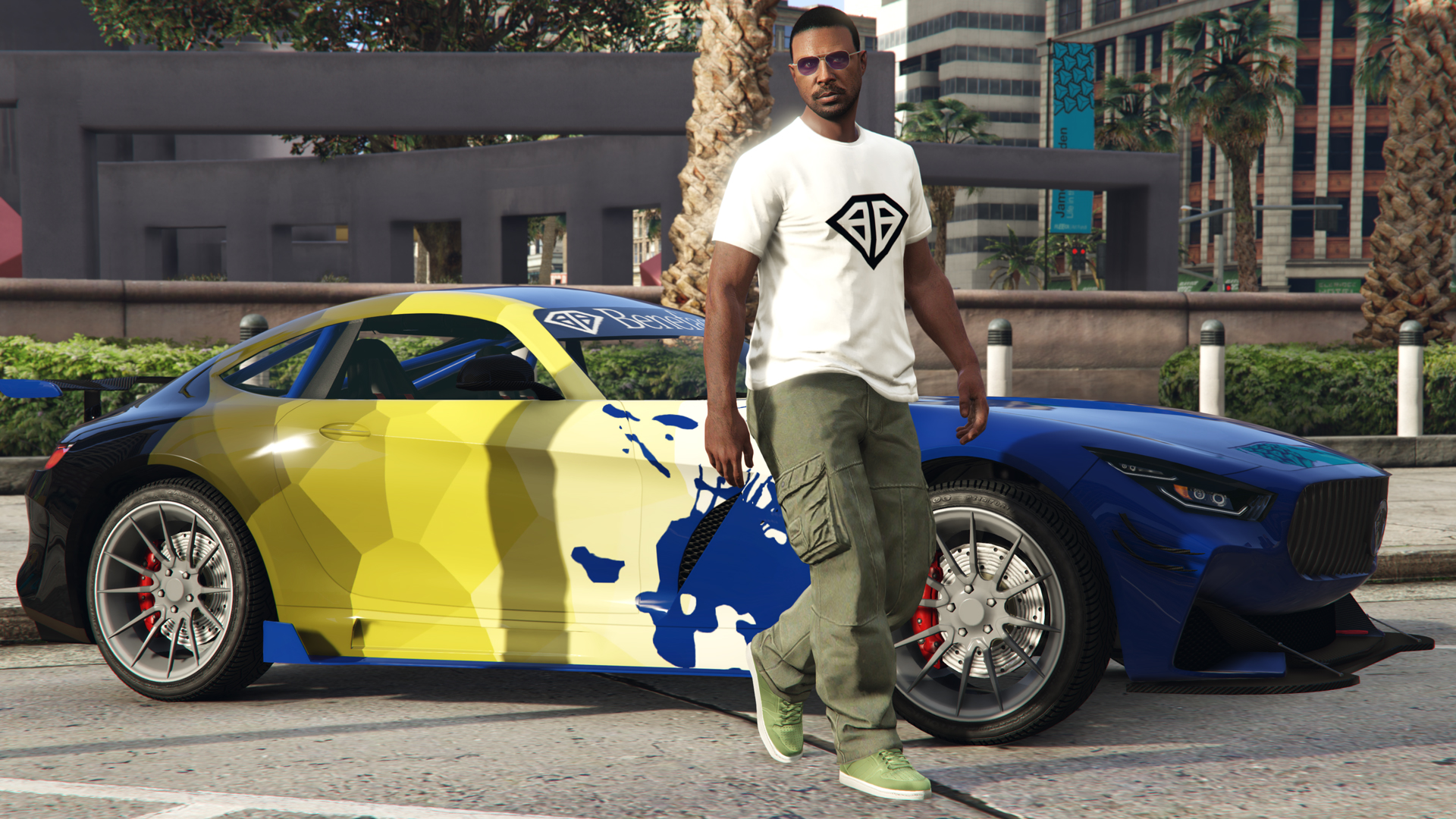 Star Auto Sales >> GTA Online: The Benefactor Schlagen GT is now available - RockstarINTEL