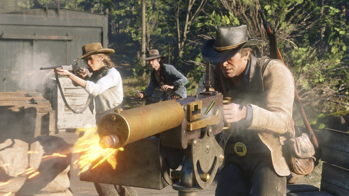 UK Charts – Red Dead Redemption 2 still proves to be selling well