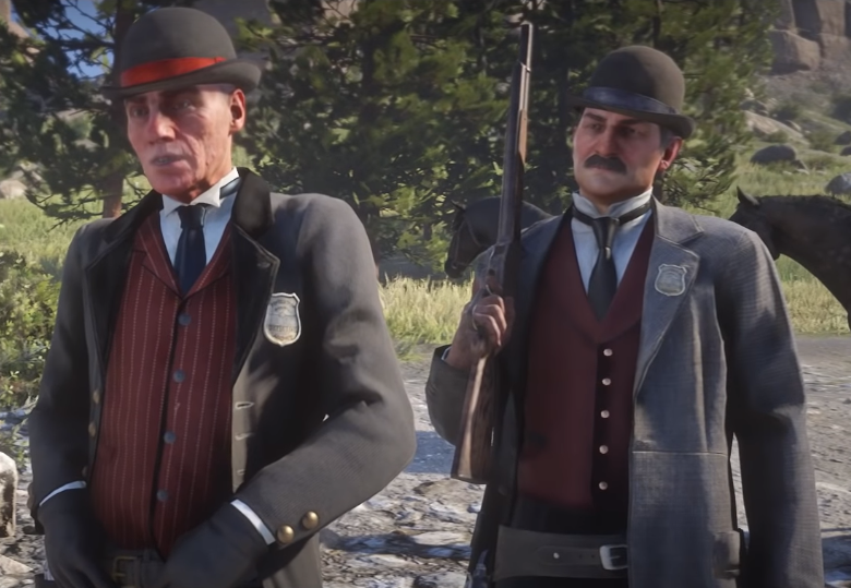 Rockstar Games Is In a Legal Battle with Real-Life Pinkertons Over Red Dead Redemption 2