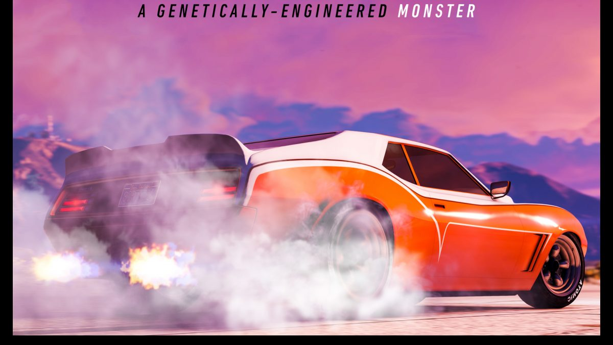GTA Online: The Schyster Deviant is now available
