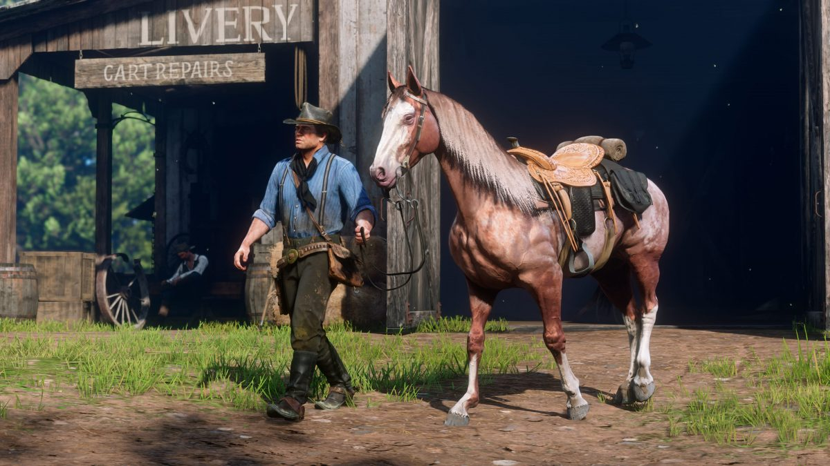 UK Charts – Red Dead Redemption 2 takes the Number 1 spot