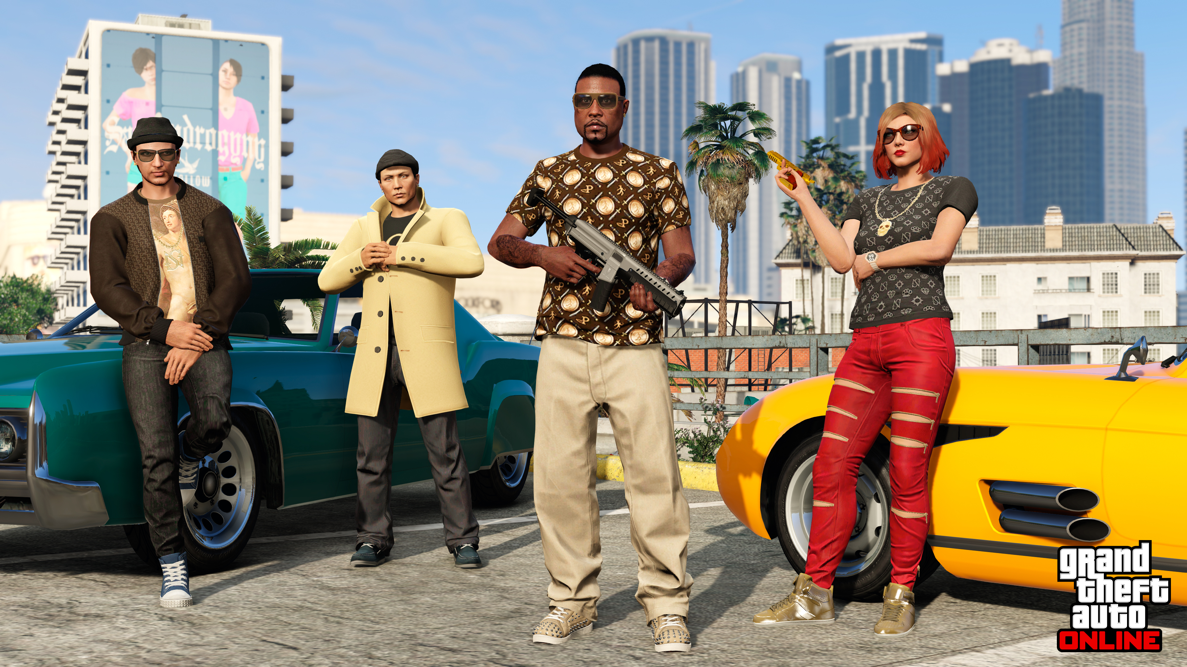 GTAV mod creator is ordered to pay Take-Two Interactive