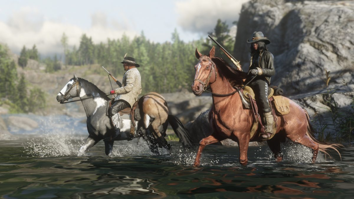 Red Dead Redemption 2's Soundtrack Releases This Spring