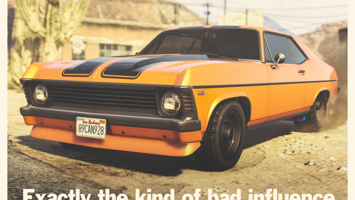 GTA Online: The Declasse Vamos is now available