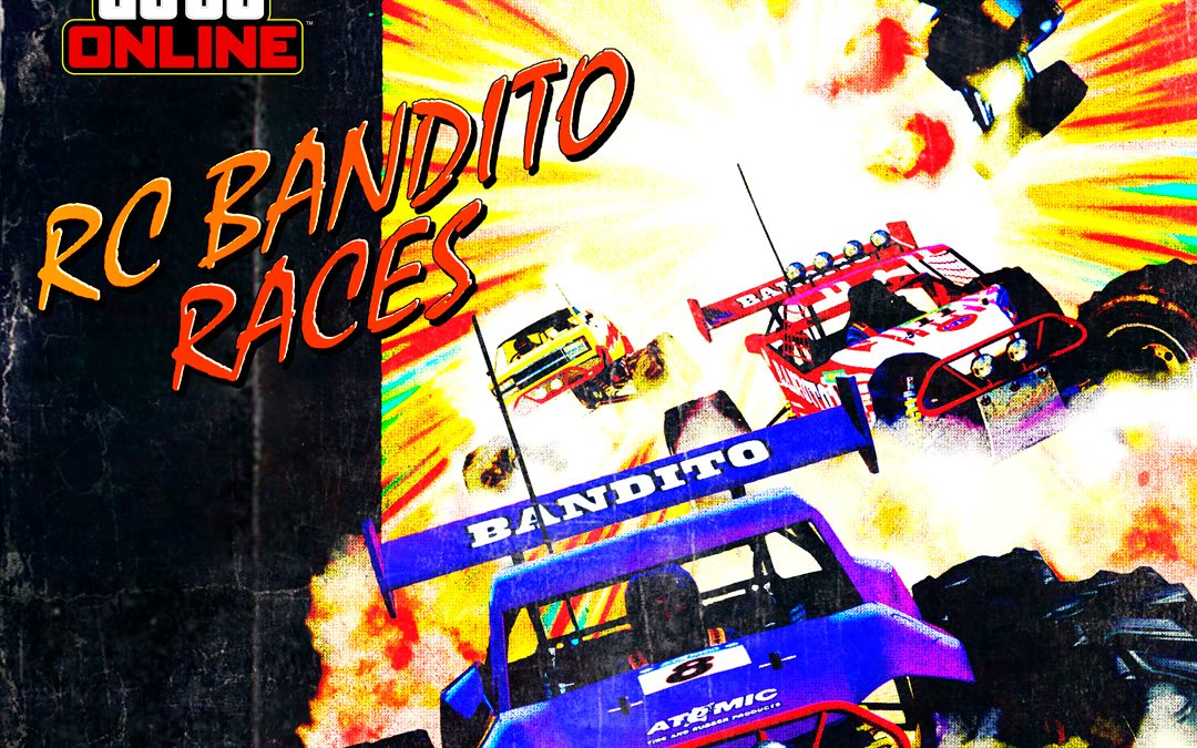 GTA Online: 7 new RC Bandito races now available