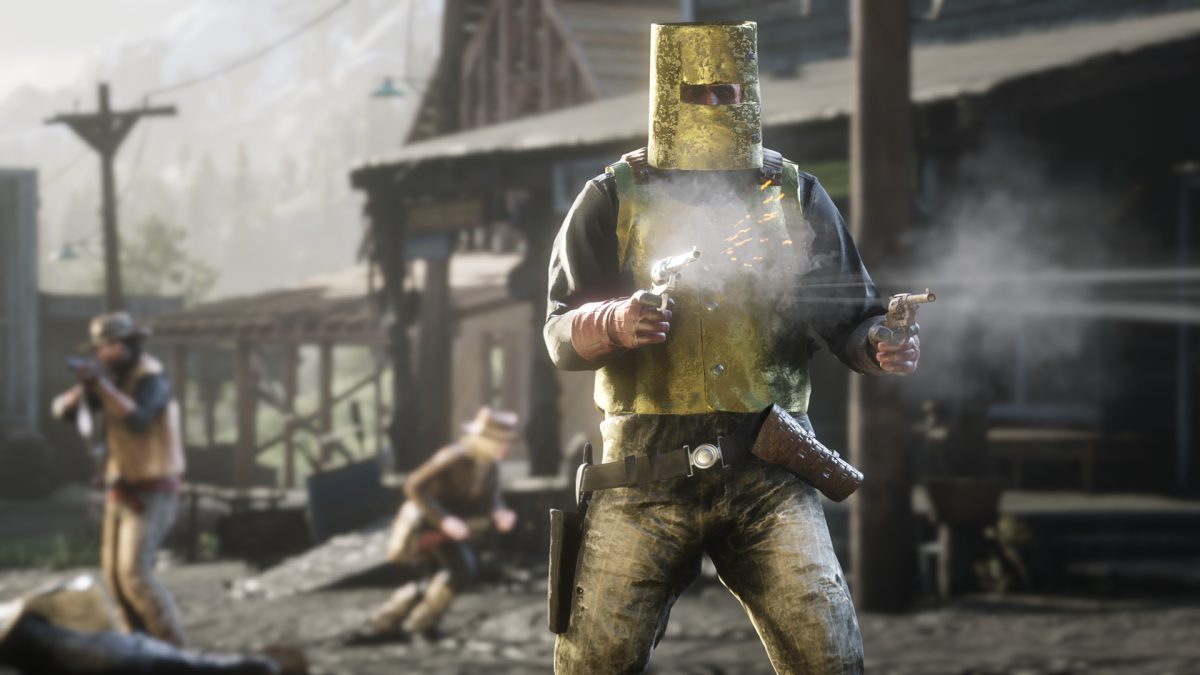 Red Dead Online's New Update Brings Bounty Hunters, Daily Challenges, New Gamemodes
