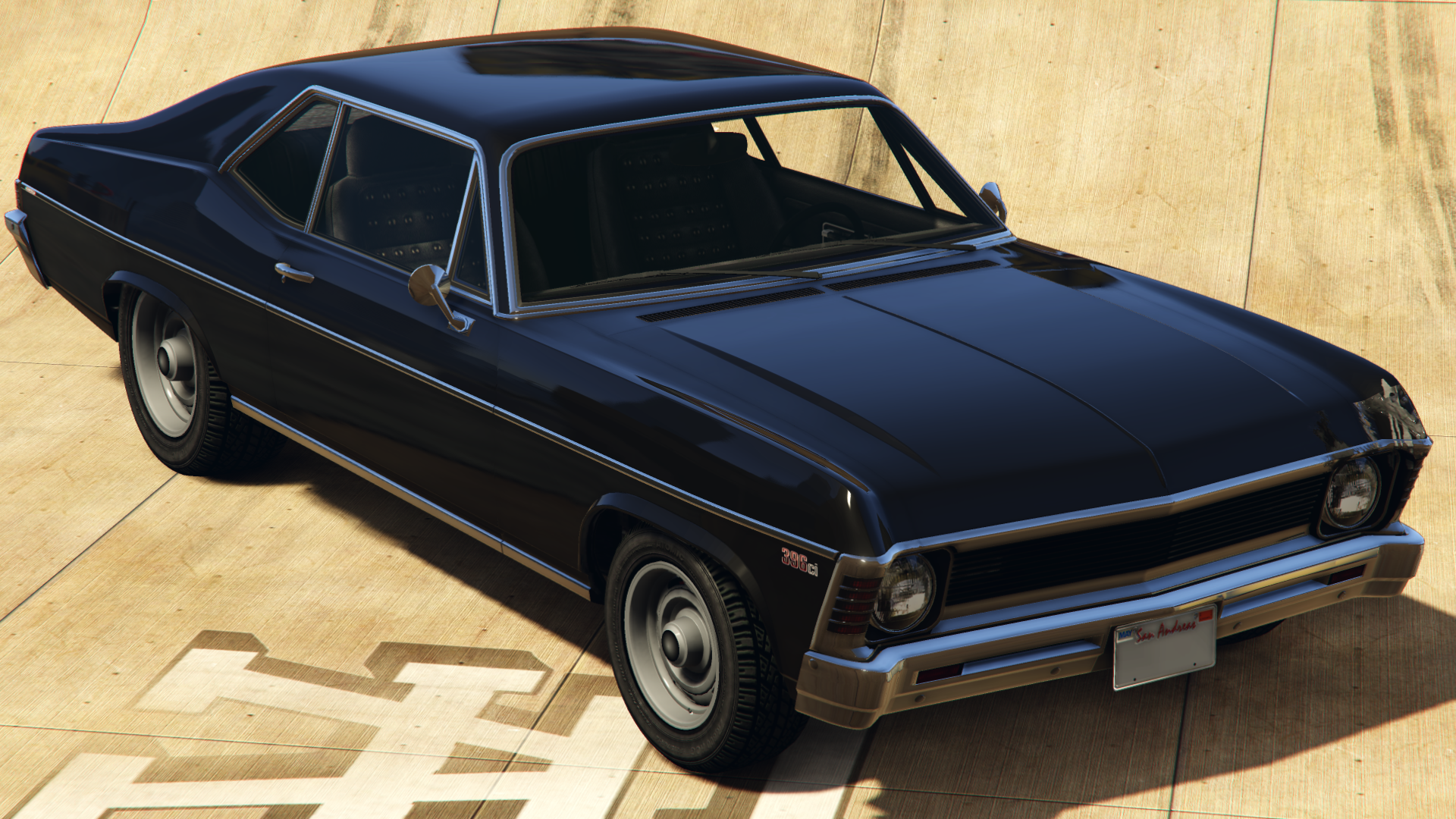 The Declasse Vamos will be releasing in GTA Online this week - RockstarINTEL