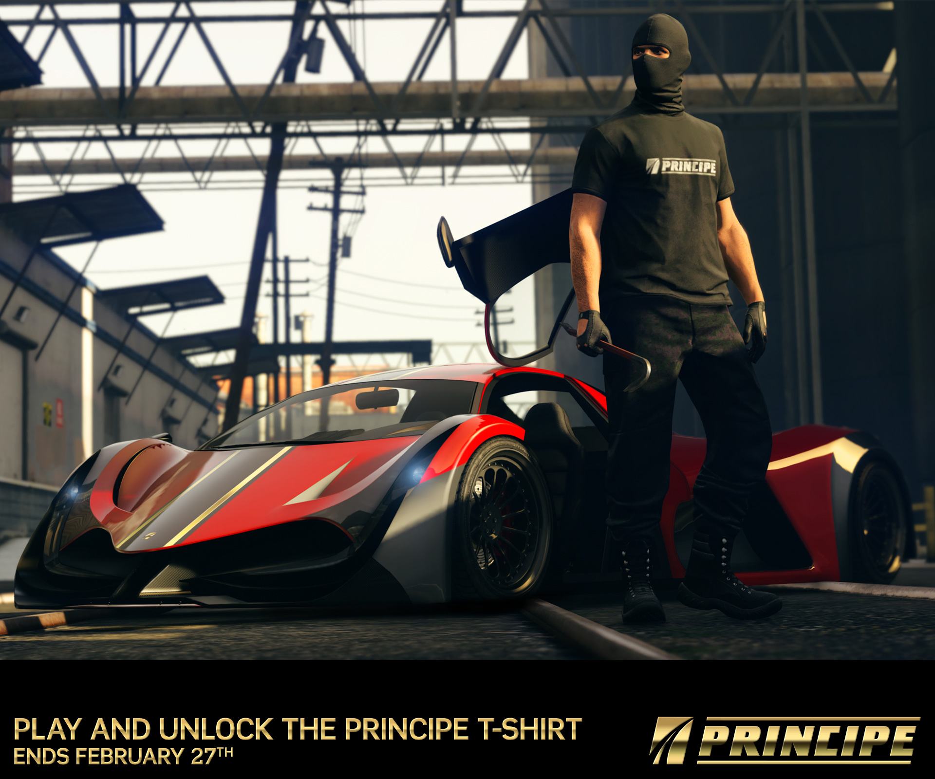 GTA Online: The Deveste Eight is now available - RockstarINTEL