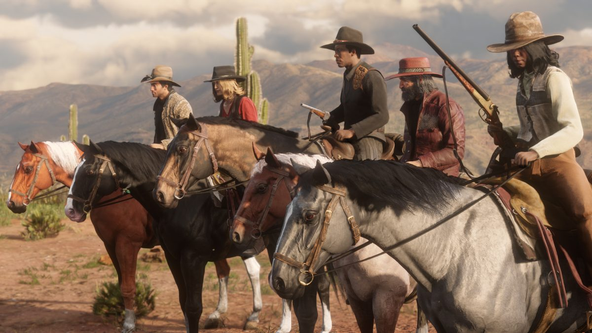 Red Dead Online – New features coming February 26th
